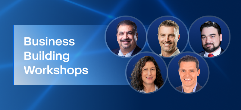 Connect with MSP experts at the Acronis #CyberFit Summit Business-Building Workshops