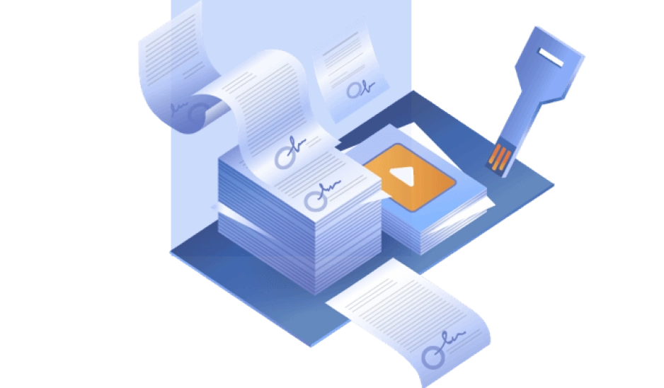 Anchoring data in the Blockchain